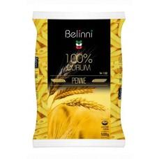 Перо Pasta Penne rigate №122 500 г TM «Belinni»