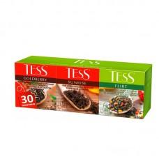 Набір чаю ТЕСС у пакетиках для разової заварки ТМ «Tess»