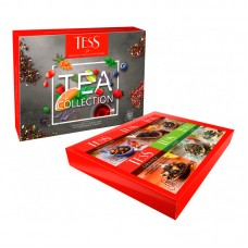 Набір чаю ТЕСС у пакетиках для разової заварки ТМ «Tess» 6 смаків