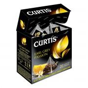 """Чай Curtis """"Earl Grey Passion"""" 20 пакетиків 34 г (20*1,7г)"""