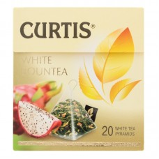 Чай White Bountea Curtis 20х1.7г