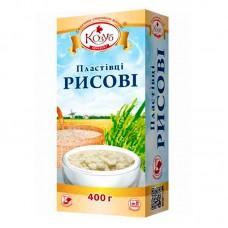 Пластівці рисові миттєвого приготування