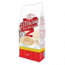 Пластівці вівсяні з висівками миттєвого приготування «Fitness»