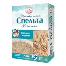 Пластівці пшениці «Спельта» Найніжніші* миттєвого приготування