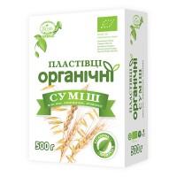 Суміш пластівців органічних миттєвого приготування
