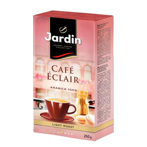 Кава натуральна смажена мелена «Cafe Eclair» 250 г, ТМ «Jardin»