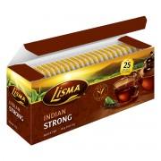 """Чай Лісма """"Індійський міцний""""  25 пакетиків 45 г (25*1,8г)"""