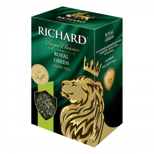"""Чай """"Річард"""" """"Royal Green"""" 90 г"""