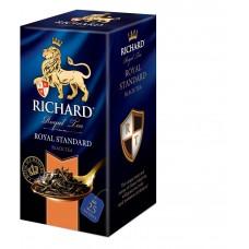 """Чай """"Річард"""" """"Роял Стандарт"""" 25 пакетиків 50 г (25*2г)"""