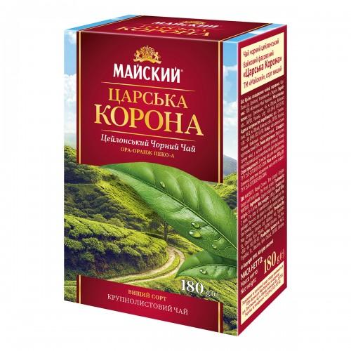 """Чай Майський  """"Царска  Корона""""  180 г"""