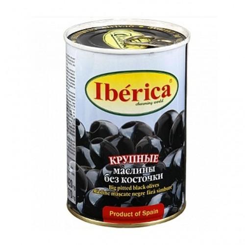 "Маслини ""IBERICA"" великі  б/к  ж/б  420 г"