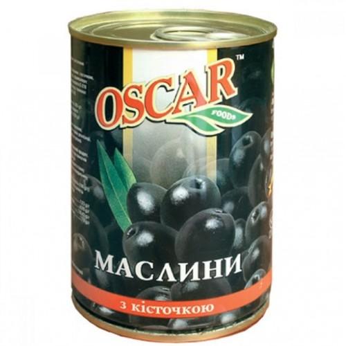 "Маслини "" Oscar ""  з/к  ж/б  300 г"