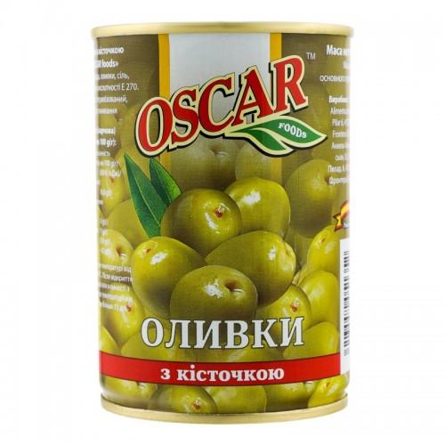 """Оливки """" Oscar """" з /к  ж/б  300 г"""