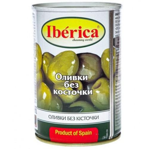 "Оливки ""IBERIСA""  б/к  300 г"
