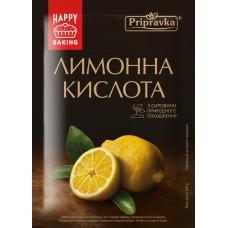 """Лимонна кислота харчова 100 г """"Приправка"""""""