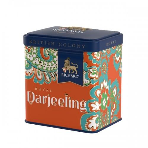 """Чай """"Річард"""" """"Royal Darjeeling"""" 50 г"""