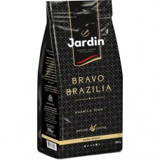 Кава натуральна смажена мелена  «Bravo Brazilia», 250г. ТМ «Jardin»