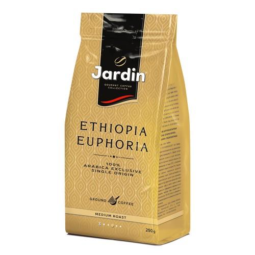 Кава натуральна смажена мелена  «Ethiopi Euphoria», 250г. ТМ «Jardin»