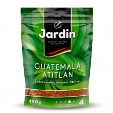 Кава натуральна розчинна сублімована «Guatemala Atitlan», 130 г ТМ «Jardin»