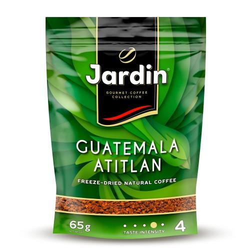 Кава натуральна розчинна сублімована «Guatemala Atitlan», 65 г ТМ «Jardin»