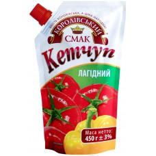 """Кетчуп """"Лагідний"""" 270 г «Королівський смак»"""