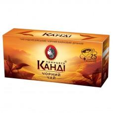 Чай індонезійський чорний байховий дрібний у пакетиках 45 г ТМ «Принцеса КАНДИ»