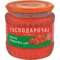 Томатна Паста 25%, 450г, Господарочка