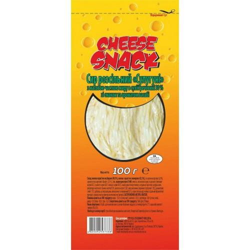 Сир розсільний «Сулугуні» зі смаком та ароматом  васабі